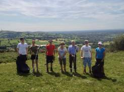 SACV at Tegg's Nose Country Park