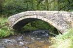Washgate Bridge on theDove