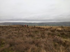 Volunteers on Gun Hill 2