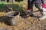 Bucket and mud1