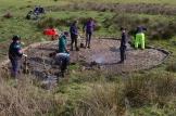 Having cleared most of the cattle pond 3