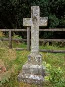 Grave of Irma Niorthe