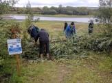 Volunteers at work 3